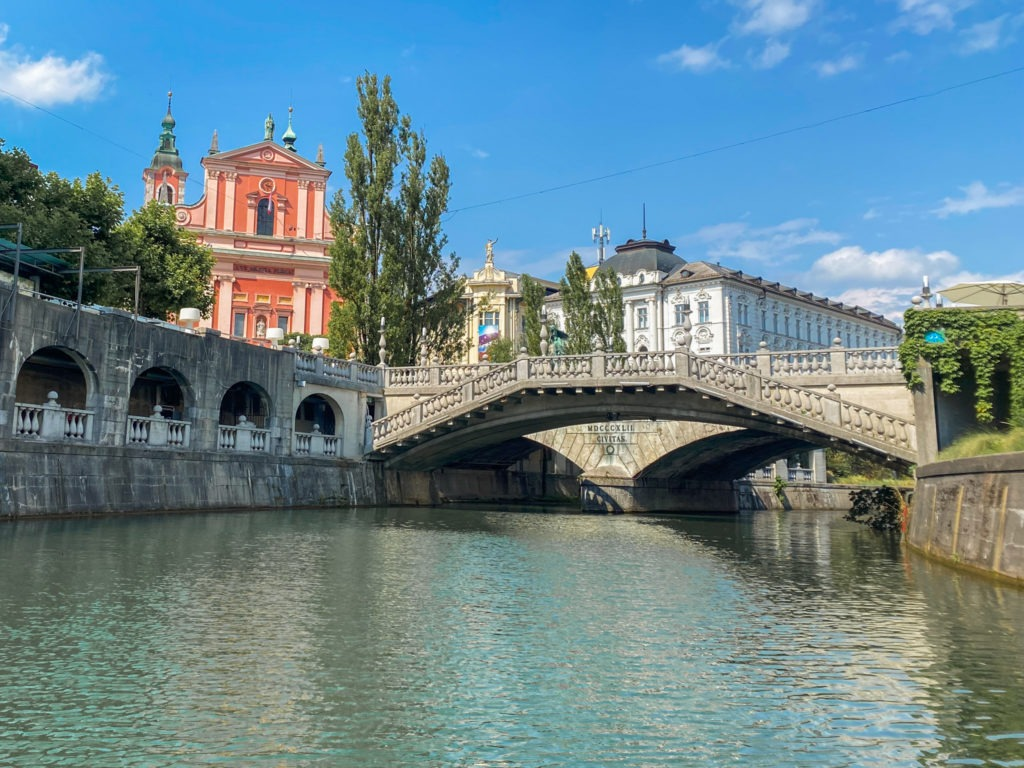Triple Pont Ljubljana